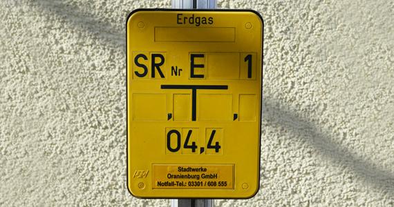 Bevorzugt Gasnetz   Stadtwerke Oranienburg FP86